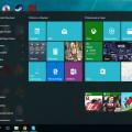 Как убрать полноэкранный режим меню Пуск в Windows 10