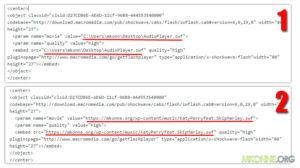 Код плеера Web Audio Plus