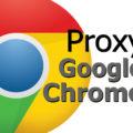 Как настроить прокси в Google Chrome