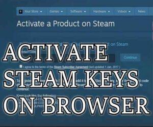 Автоматизируем активацию ключей steam logo
