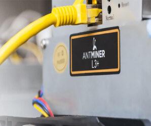 ASIC Antminer L3+ — подключение и настройка майнера