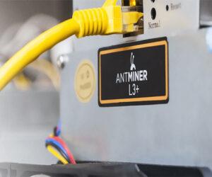 ASIC Antminer L3+